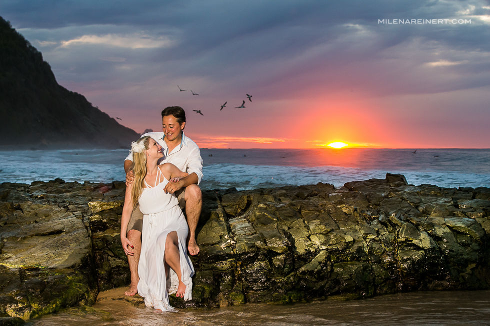 Trash the Dress | Lili + Fábio | Fernando de Noronha