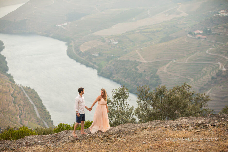 Pre Wedding | Luana + Hyron | Vale do Douro