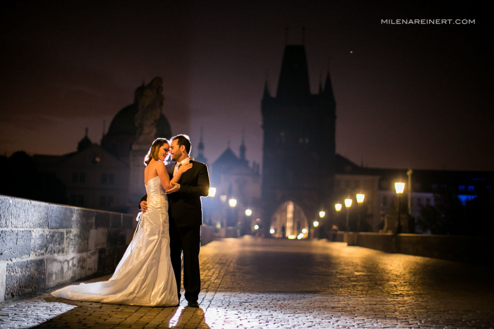 Trash the Dress | Lilian + Anísio | Praga