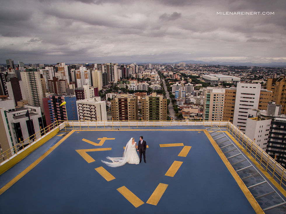 Trash The Dress | Luciane + Luis | Curitiba