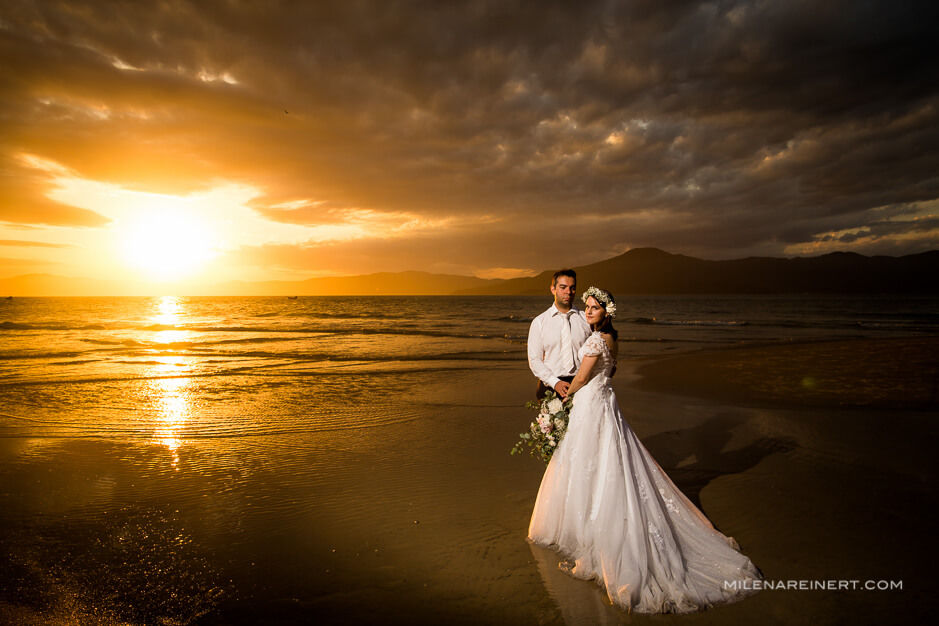 Trash the Dress | Vivian + Victor | Praia do Forte