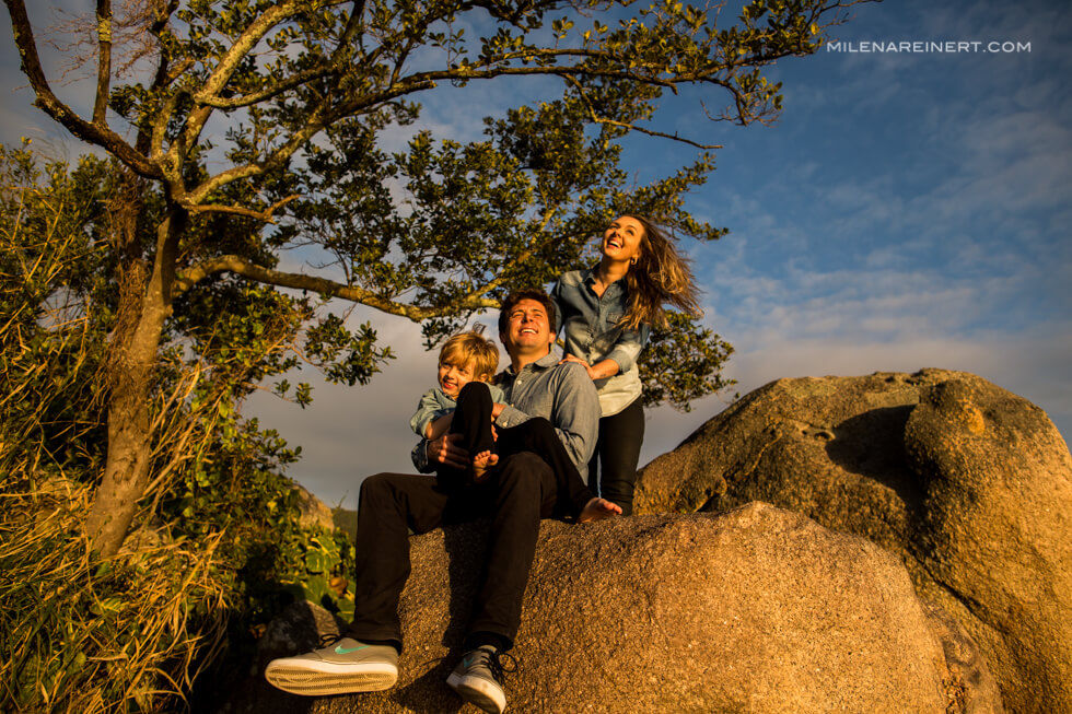Family Session | Bruna + Dudu = Bernardo | Floripa