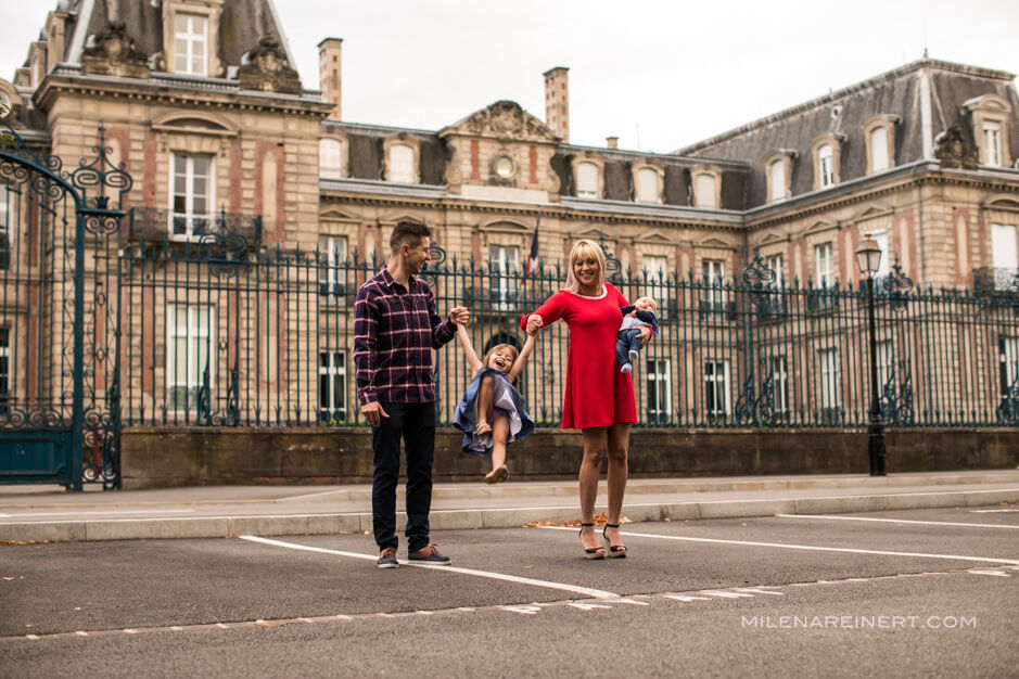 Family Session | Ana + Jean + Paris + Arthur | Colmar - França