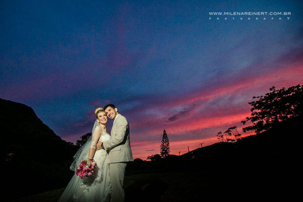 Wedding | Samanta + Marcelo | Floripa