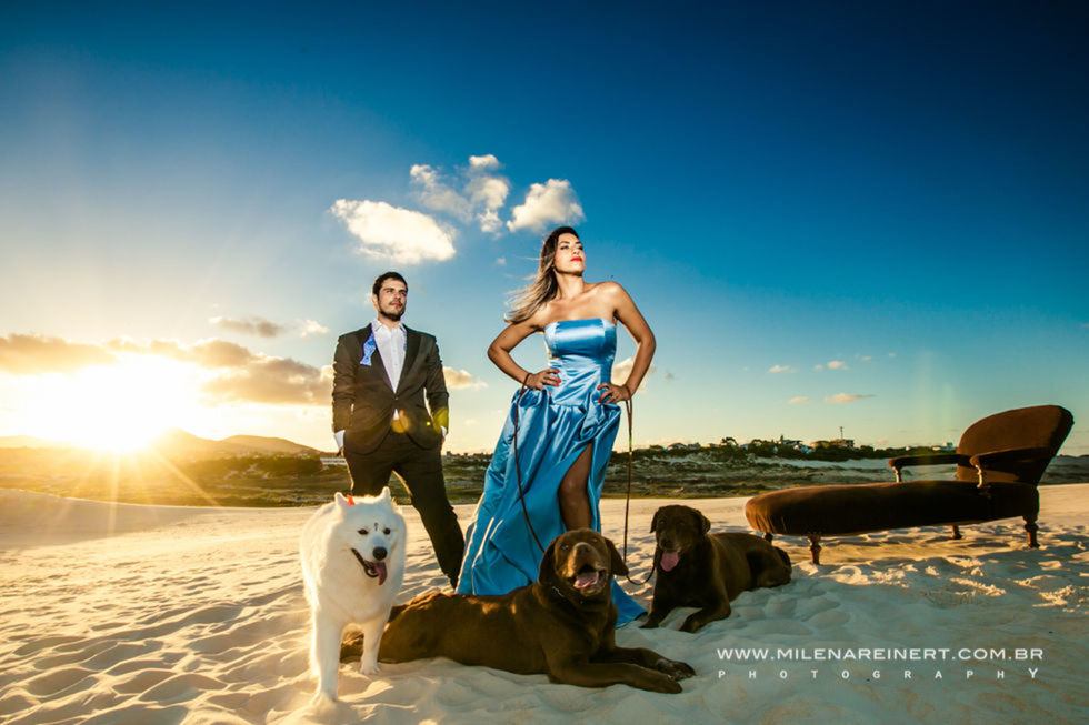 Pre Wedding | Aline + Guilherme | Floripa