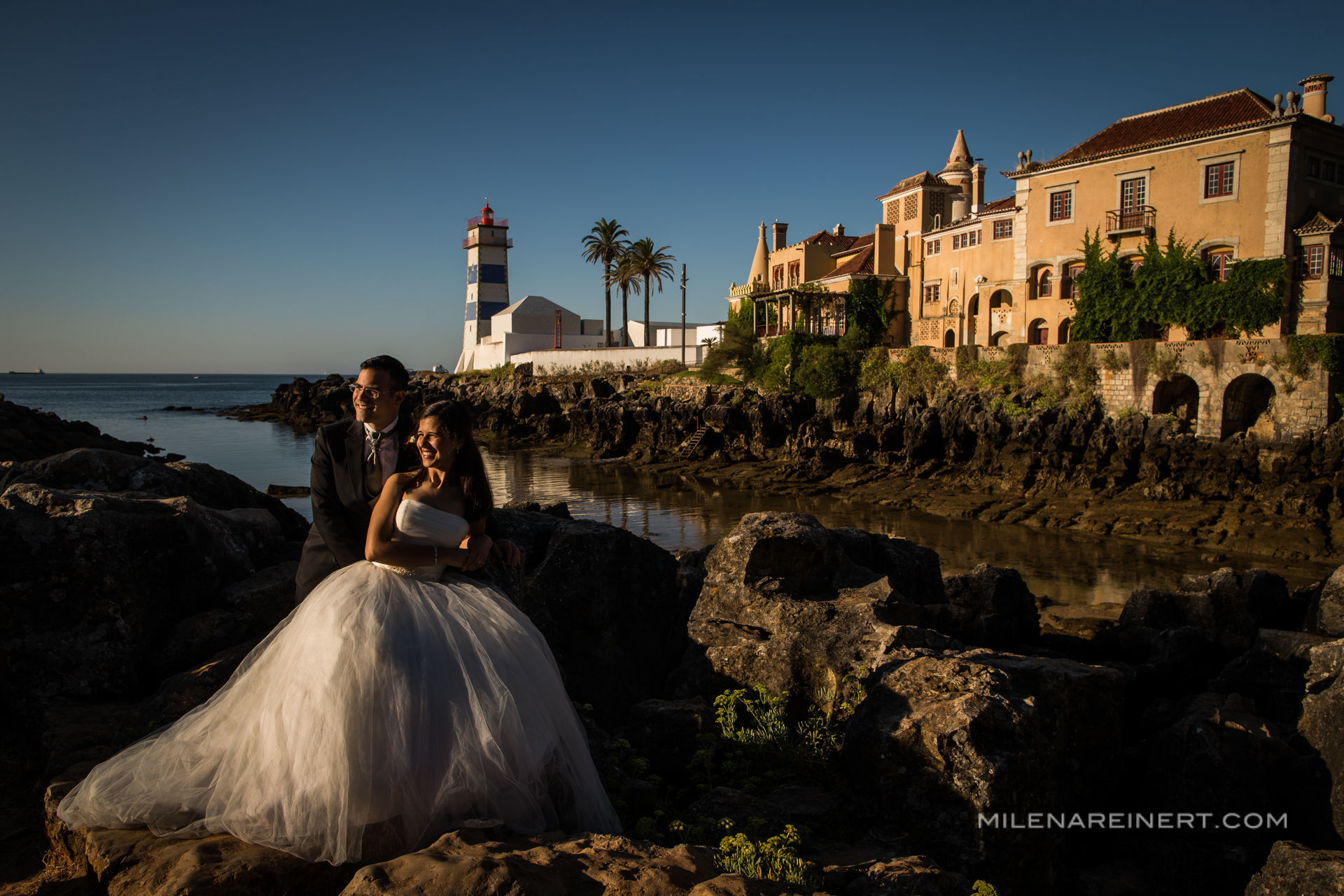 Trash the Dress | Sara + Pedro | Cascais