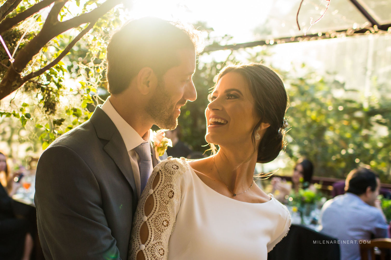 Casamento Bettina Bub Bistrô | Izabel + Max
