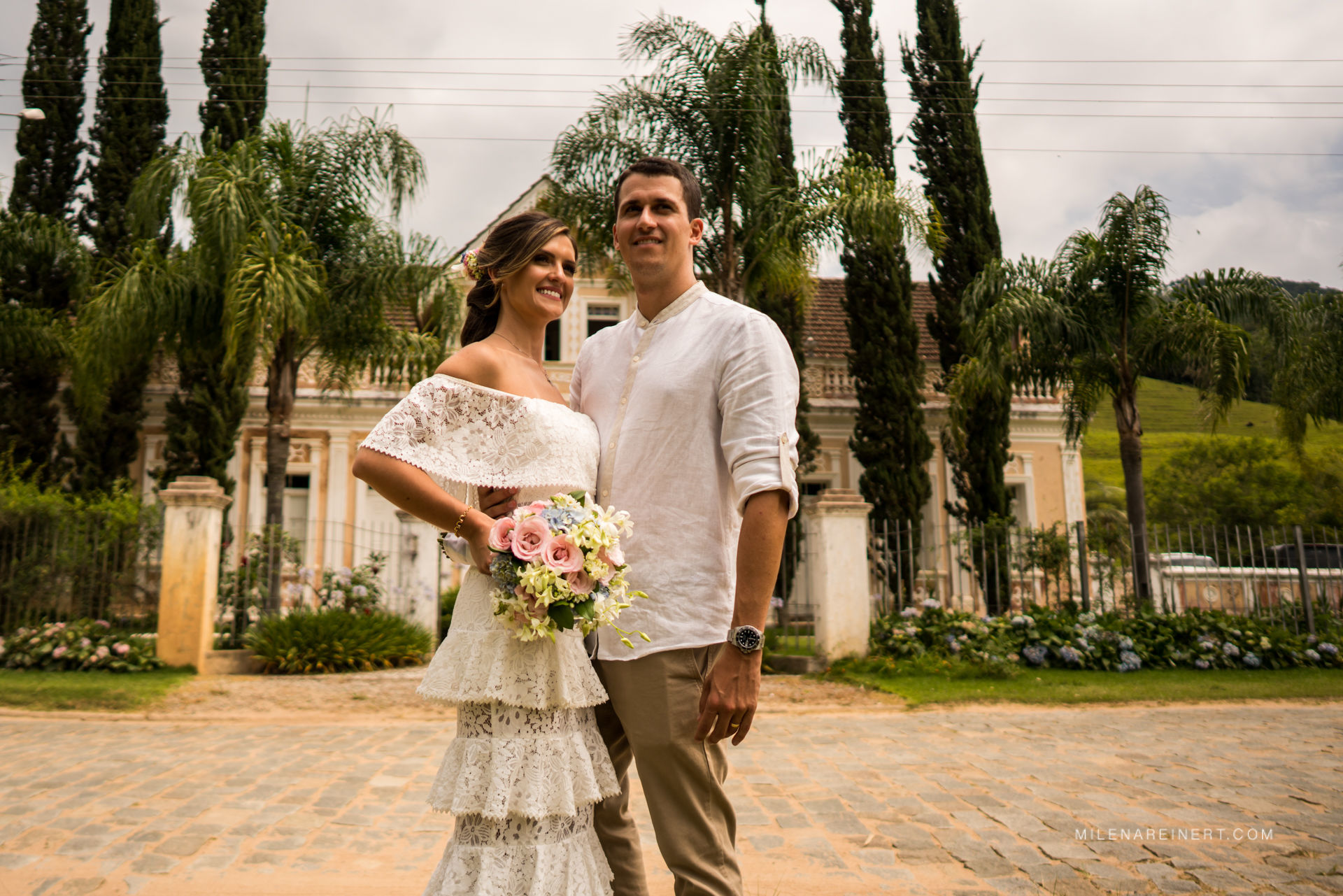 Mini Wedding | Thais + Daniel | Florianópolis